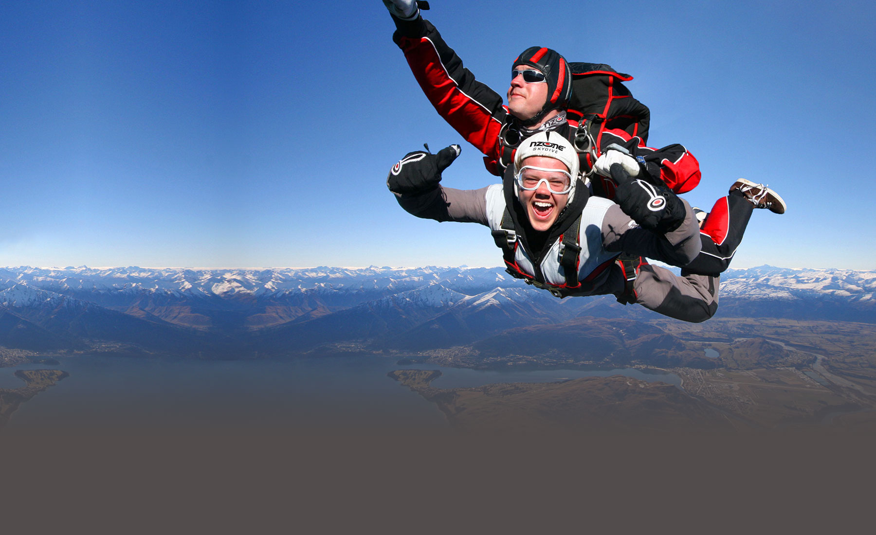 Nzone Skydive Queenstown Adventure